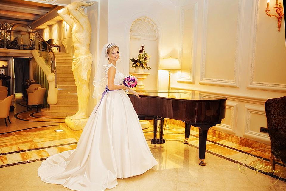 подготовка к свадьбе под ключ