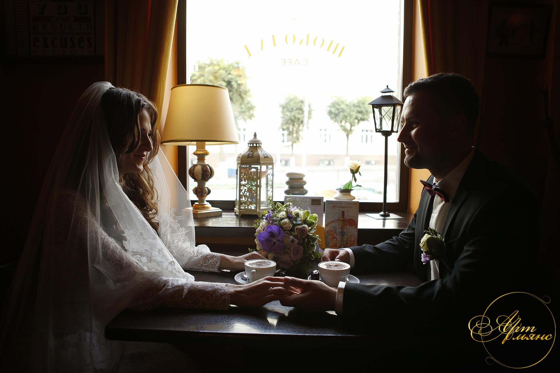 Постоновочный фильм на свадьбу