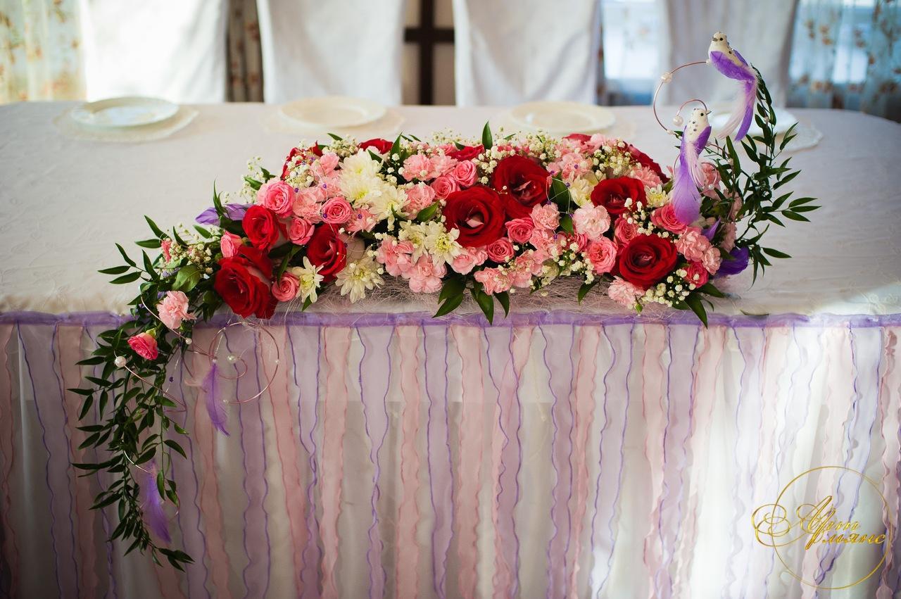 Цветочные композиции из искусственных цветов для стола фото
